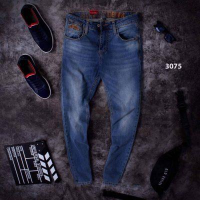 Quần jean dài nam mã 3075