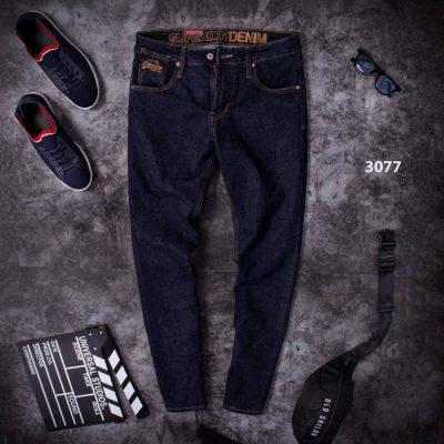 Quần jean dài nam mã 3077