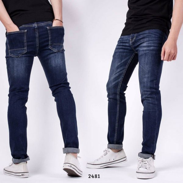 Quần jean dài nam Old Sailor mã 2481