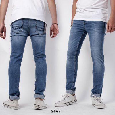 Quần jean dài nam Super Dry mã 2442