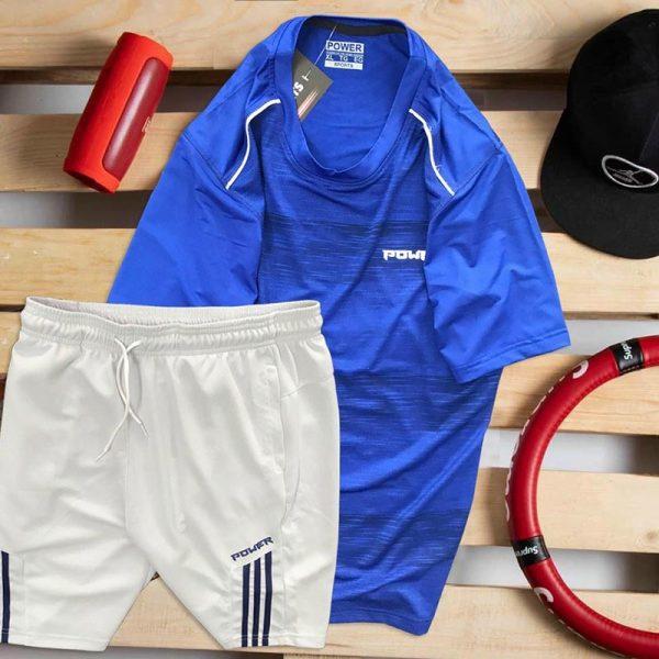 Đồ bộ thể thao quần 3 sọc 5