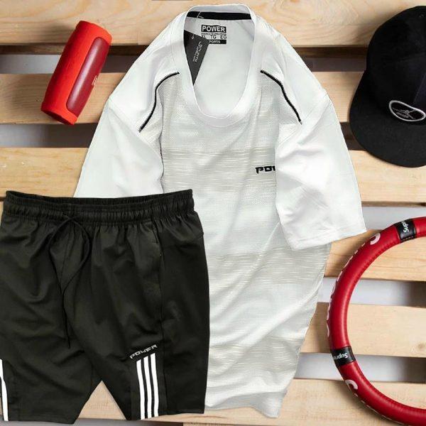 Đồ bộ thể thao quần 3 sọc 7