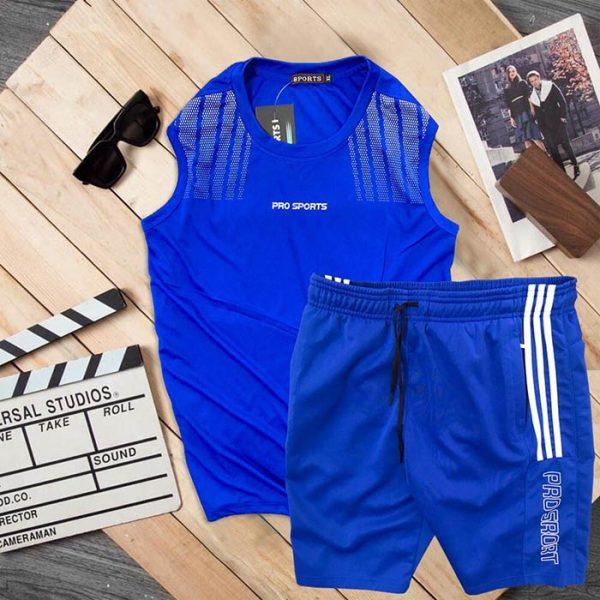 Đồ bộ thể thao áo ba lỗ quần short Pro Sports 2