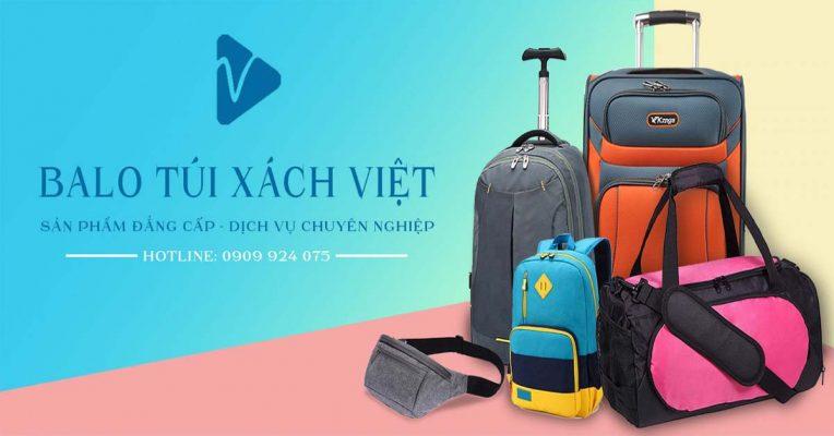 Balo Túi Xách Việt - Xưởng may túi du lịch uy tín TPHCM